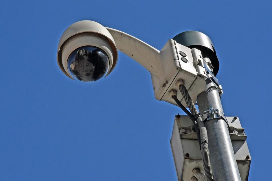 Nowe kamery monitoringu miejskiego w Poznaniu