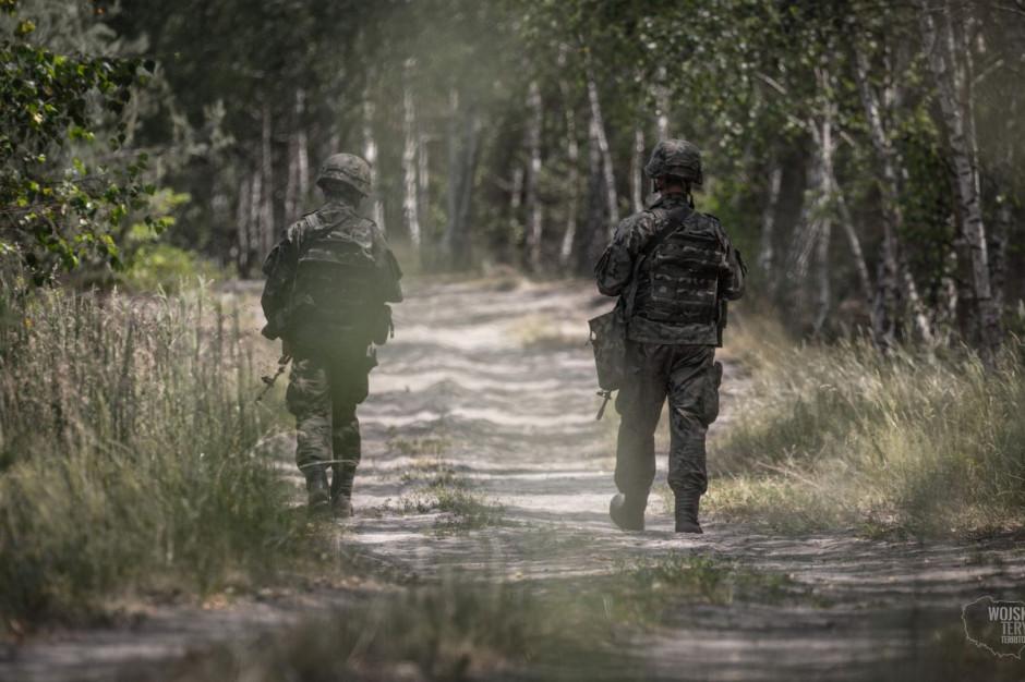 Żołnierze WOT angażują się w poszukiwania zaginionych osób