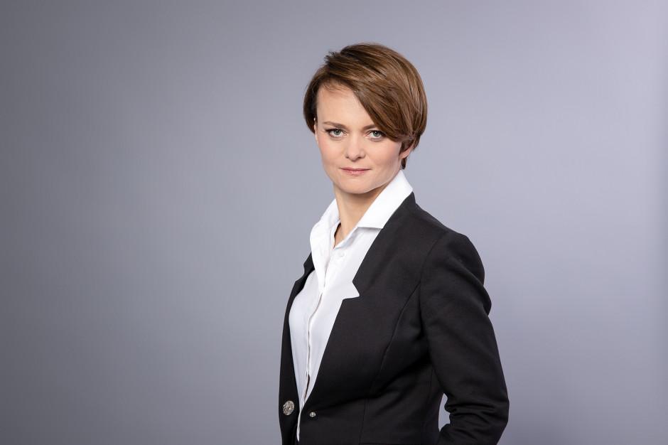 Minister przedsiębiorczości i technologii Jadwiga Emilewicz (fot. MPiT)