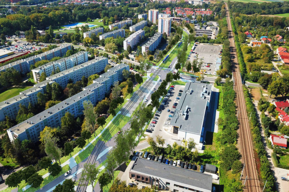 Jak zmieni się północ Krakowa za kilka lat?