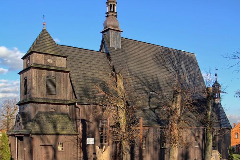 Wielkopolskie: kościół w Domachowie może być 200 lat starszy niż sądzono