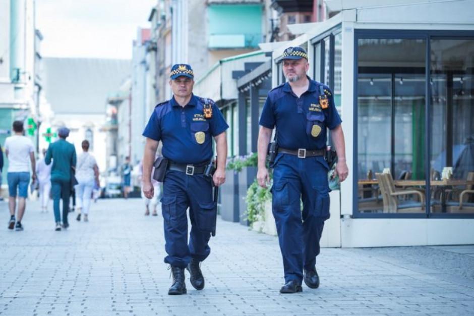 Kamery na mundurach to poprawa bezpieczeństwa i transparentność działań strażników