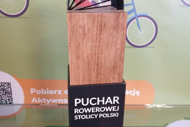 Miasta biorące udział w rywalizacji będą walczyć o puchar Rowerowej Stolicy Polski (fot. bydgoszcz.pl)