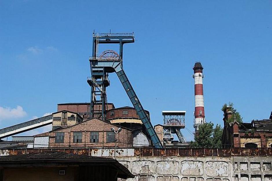Wieża szybowa dawnej kopalni Mysłowice zniknęła z pejzażu miasta