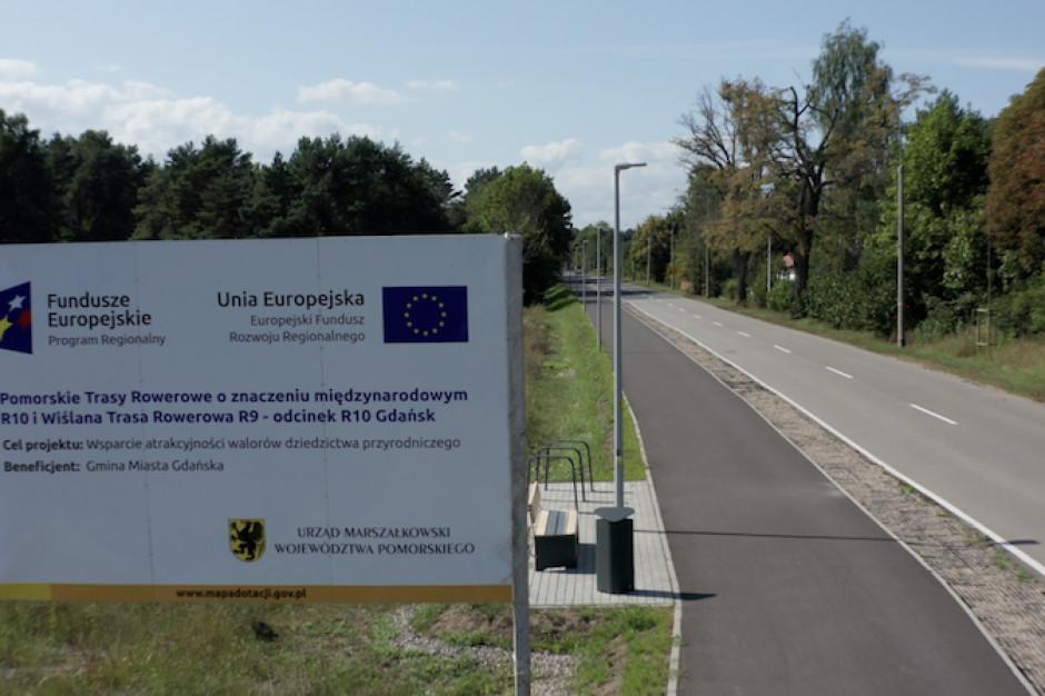 Gdańsk otwiera 4,5-kilometrową ścieżkę rowerową
