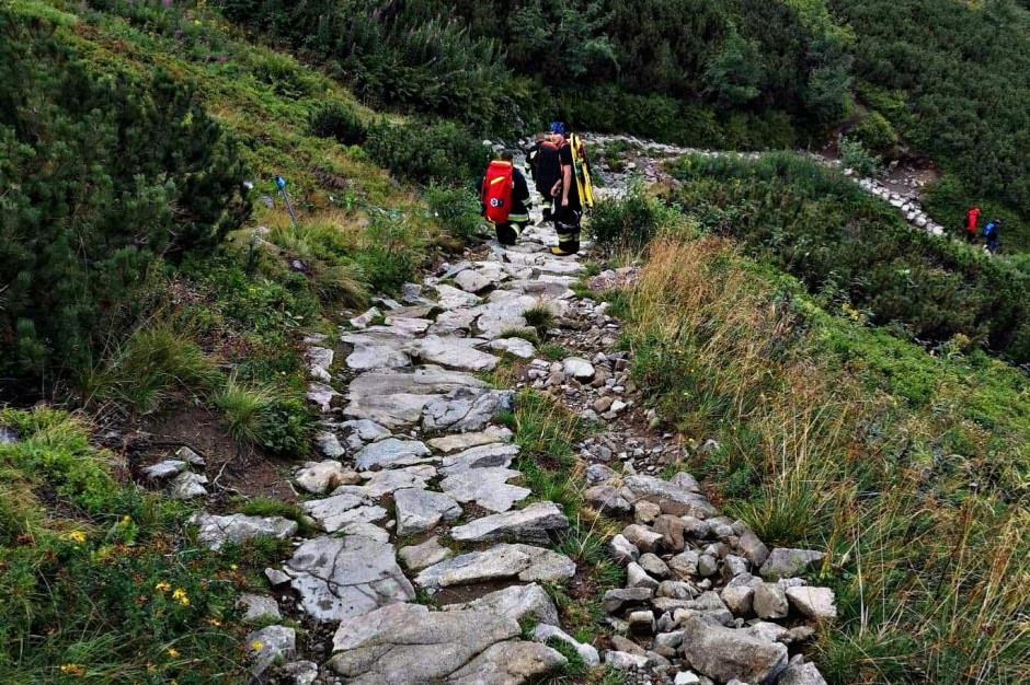 Prokuratura: jest śledztwo ws. katastrofy w Tatrach