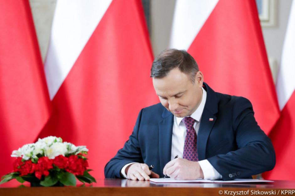 Prezydent podpisał ustawę o centrach usług społecznych