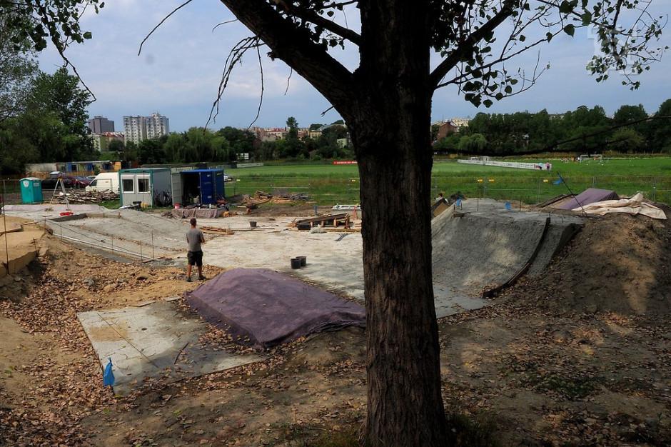 Lublin buduje skatepark