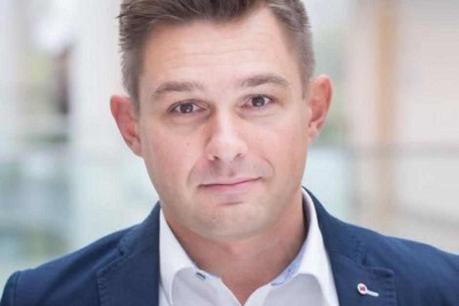 Przewodniczący Rady Miejskiej w Łodzi rozpoczął kampanię wyborczą do Sejmu