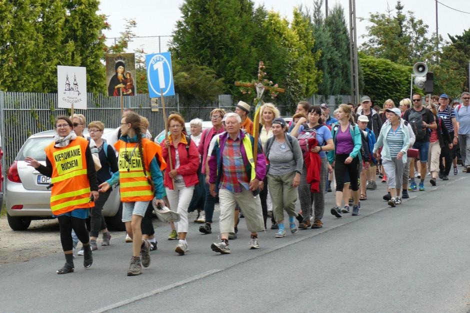 W ciągu 10 dni na Jasną Górę dotarło 36,5 tys. pieszych pielgrzymów