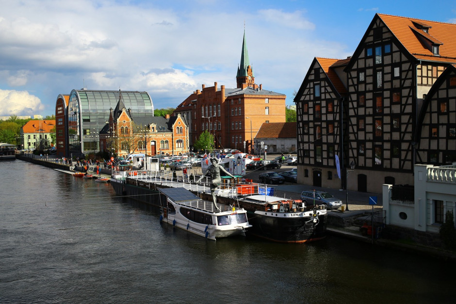 Bydgoszcz chce znaleźć się w Sieci Miast Kreatywnych UNESCO