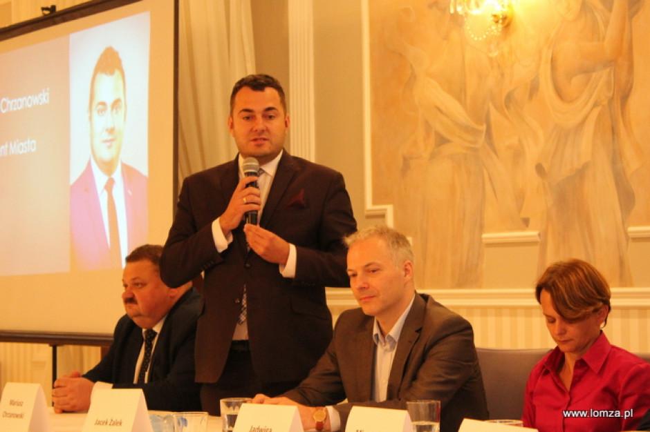 """Łomża liczy na program """"Miasto Plus"""". Prezydent: daje szansę rozwoju dla Łomży i całego subregionu"""