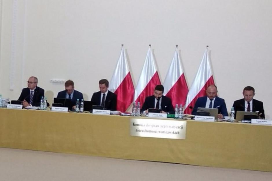 Komisja weryfikacyjna: decyzja prezydenta m.st. Warszawy ws. Schroegera 80 wydana z naruszeniem prawa