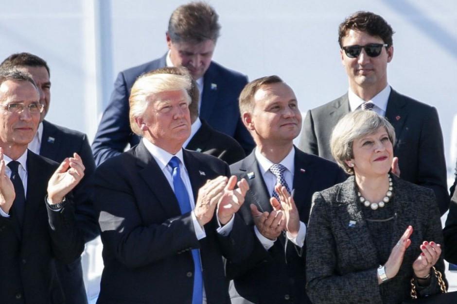 Prezydent USA w Warszawie. Będą zmiany w parkowaniu i ruchu