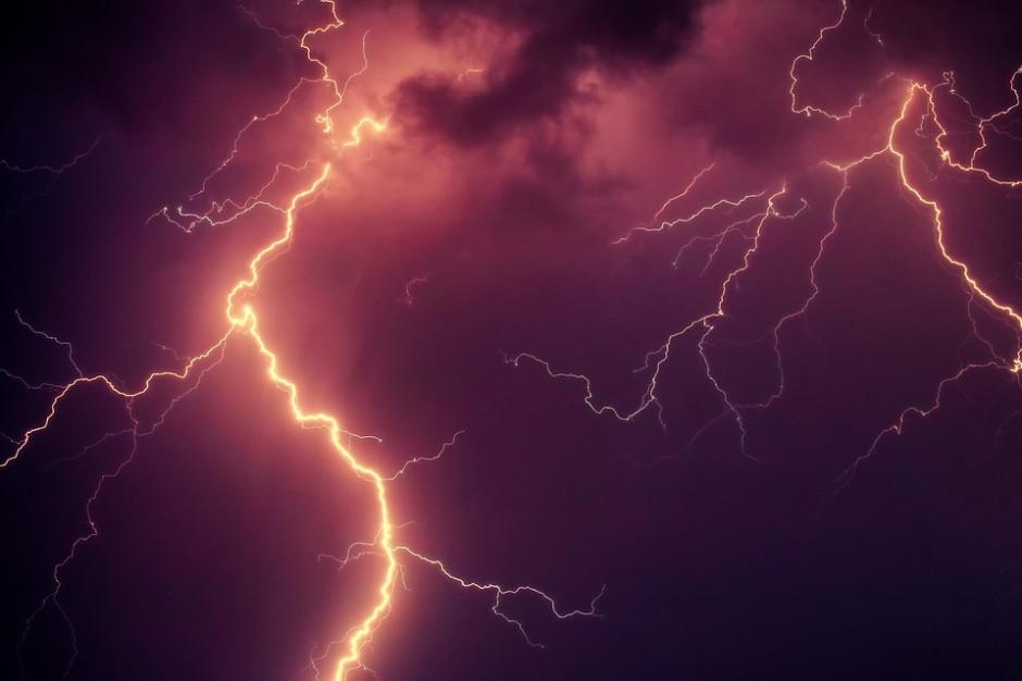 Prognoza pogody na 28 i 29 sierpnia. Możliwe burze i grad