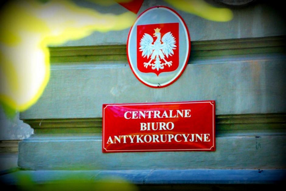 CBA: zatrzymanie kolejnej osoby w sprawie korupcji w warszawskim MPWiK