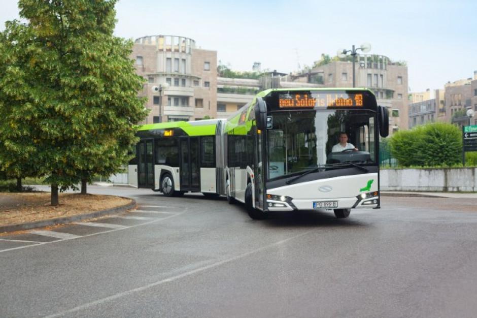 Ok 1400 nowych linii autobusowych od września