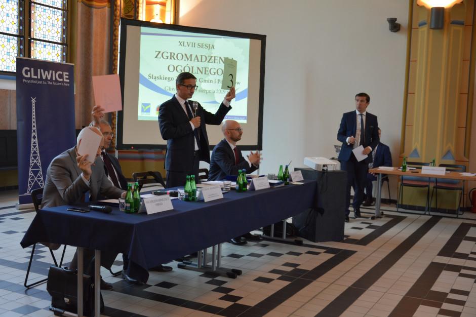Zgromadzenie Ogólne Śląskiego Związku Gmin i Powiatów  apeluje do rządu ws. finansów JST