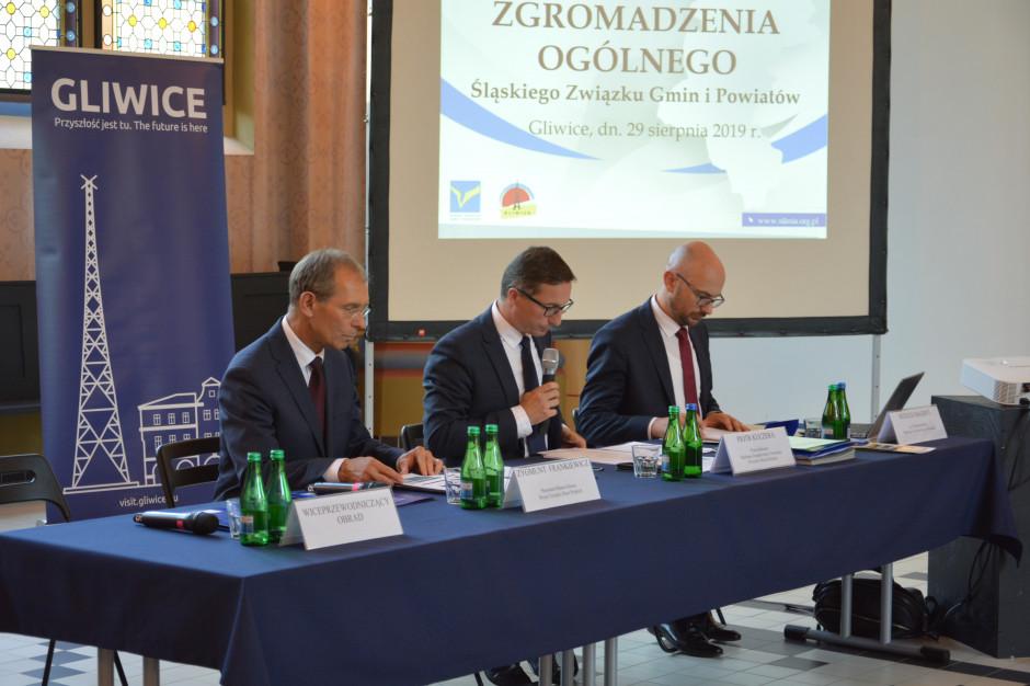 Zgromadzenie Ogólne Śląskiego Związku Gmin i Powiatów komentuje 21 tez samorządowych