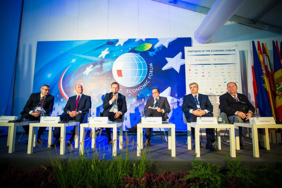 Forum Regionów mocnym głosem samorządów podczas Forum Ekonomicznego w Krynicy