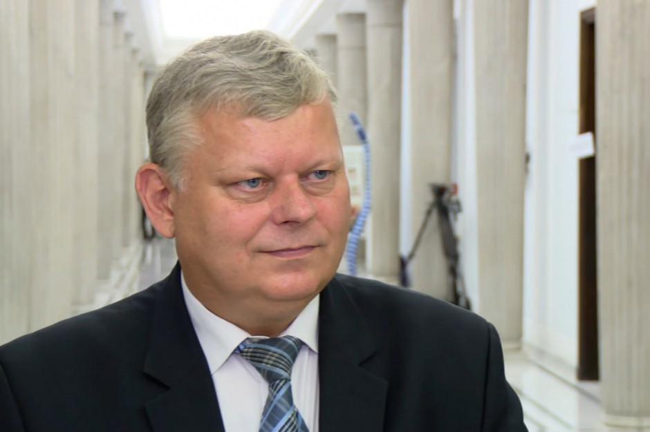 Marek Suski: rząd ma możliwości i obowiązek włączyć się w walkę ze zrzutem ścieków