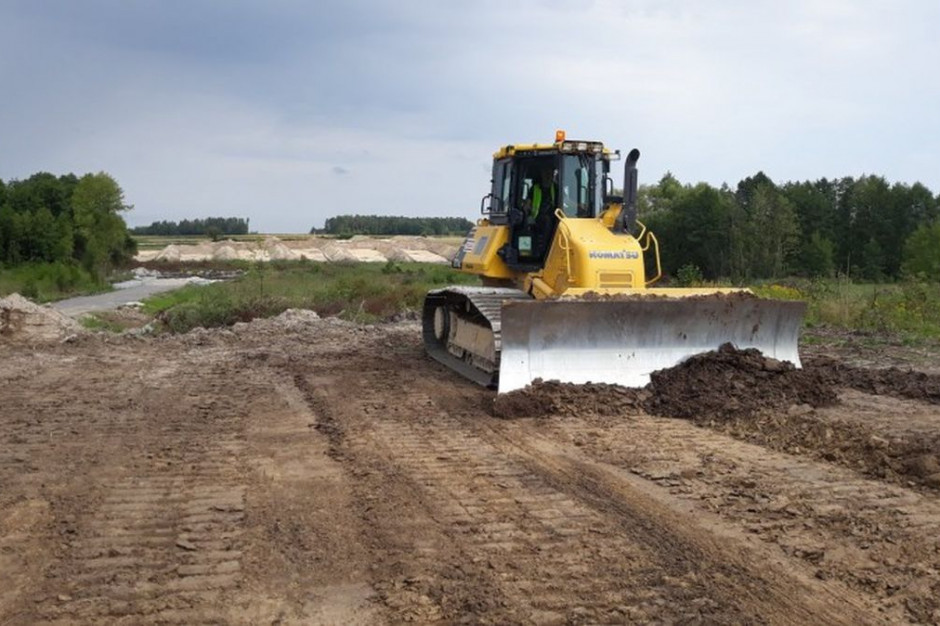 Podlaskie: Budowa odcinka Stawiski-Szczuczyn Via Baltica ruszy lada dzień