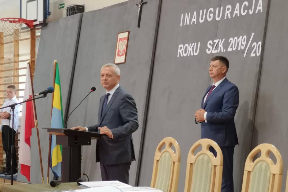 Minister: dobra edukacja buduje intelektualny i gospodarczy potencjał miasta