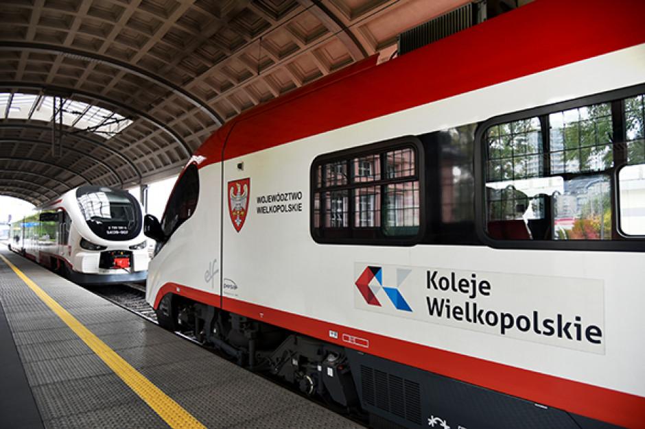 Koleje Wielkopolskie kupią nowy tabor