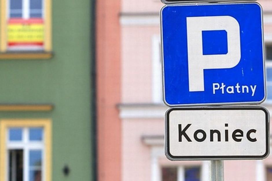 Parkowanie w miastach zaczyna drożeć