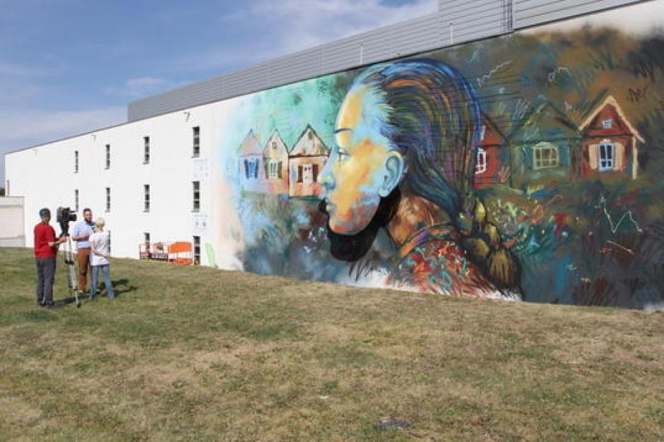 Powstały szlaki turystyczne białostockich murali