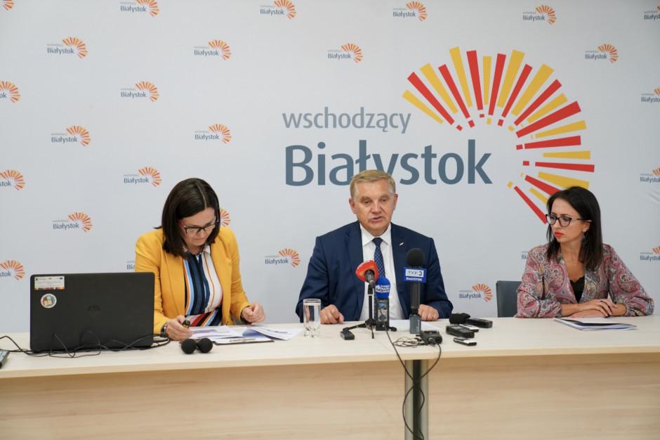Mieszkańcy Białegostoku zagłosują na 90 projektów w ramach budżetu obywatelskiego