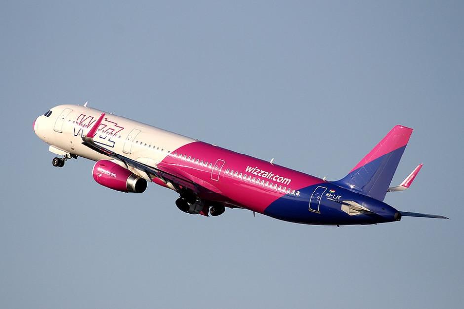 15 nowych tras Wizz Air z Polski