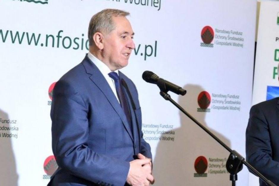 Henryk Kowalczyk:W programie Czyste Powietrze złożono wnioski na 1,7 mld zł