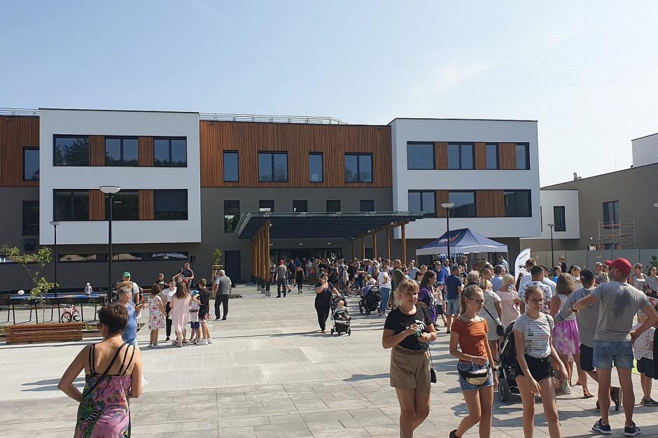 Pierwsza część Mareckiego Centrum Edukacyjno-Rekreacyjnego oddana do użytku