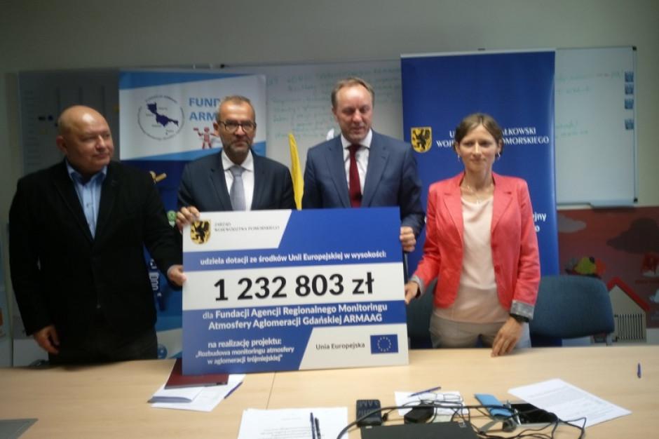 Gdańsk rozbudowuje system monitoringu powietrza