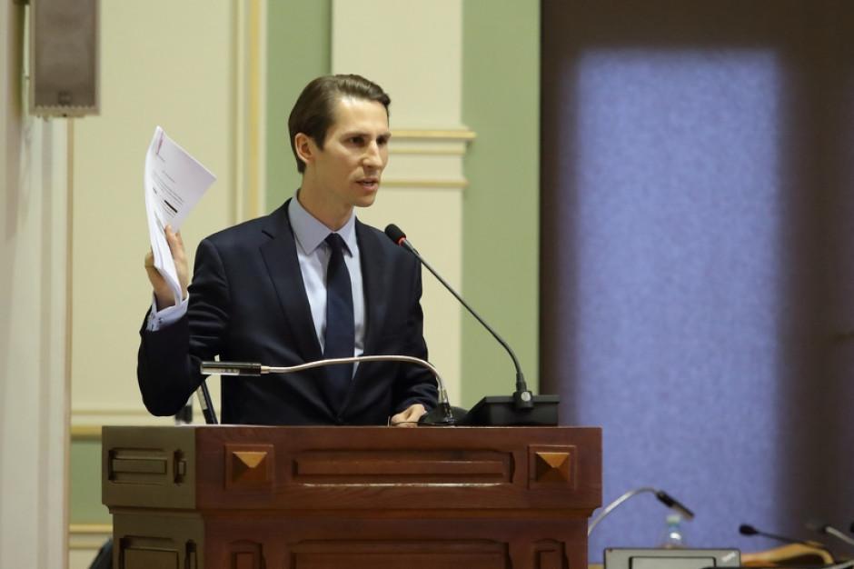 Kacper Płażyński chce kontroli umów w gdańskich wodociągach