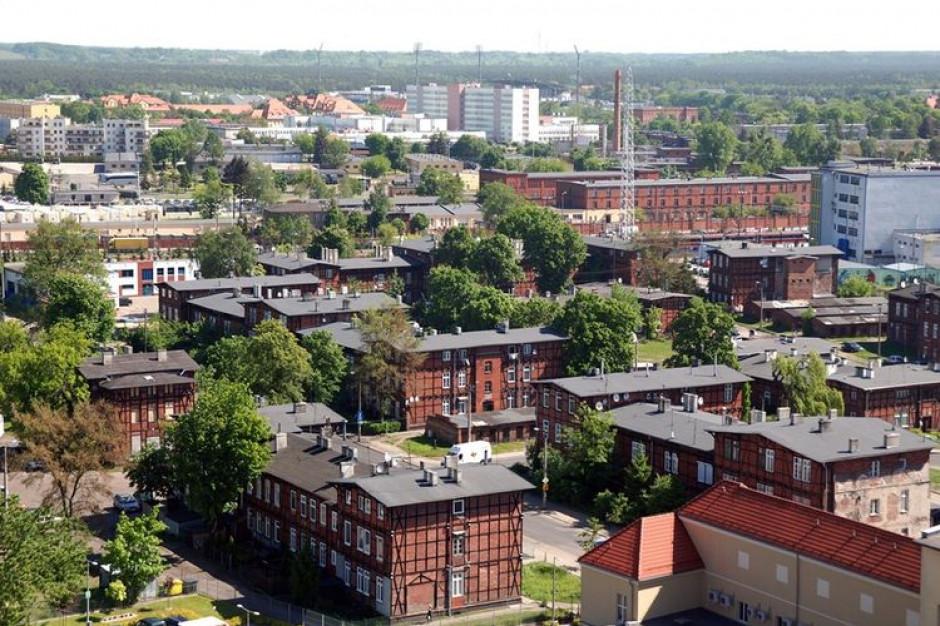 Bydgoszcz chce zmienić charakter dawnych terenów przemysłowych Bocianowa