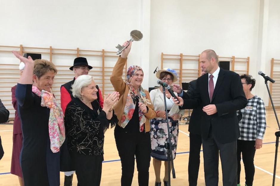 Dzięki dofinansowaniu z UE powstanie Gnieźnieński Klub Seniora