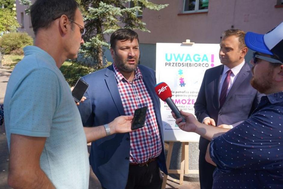 Łódź pomaga przedsiębiorczym mieszkańcom