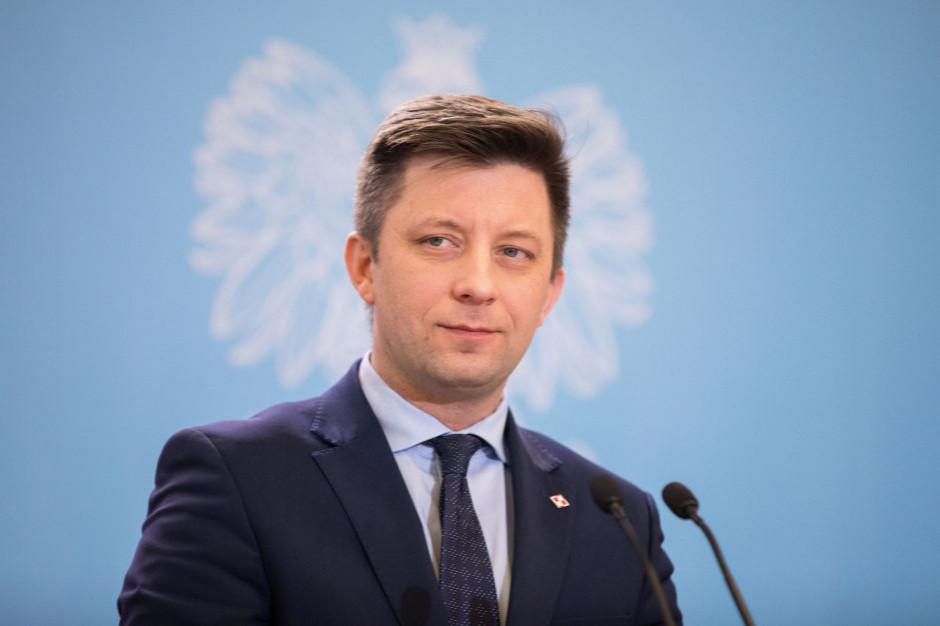 Michał Dworczyk: ponawiamy apel do władz stolicy o alternatywne rozwiązanie w sprawie ścieków