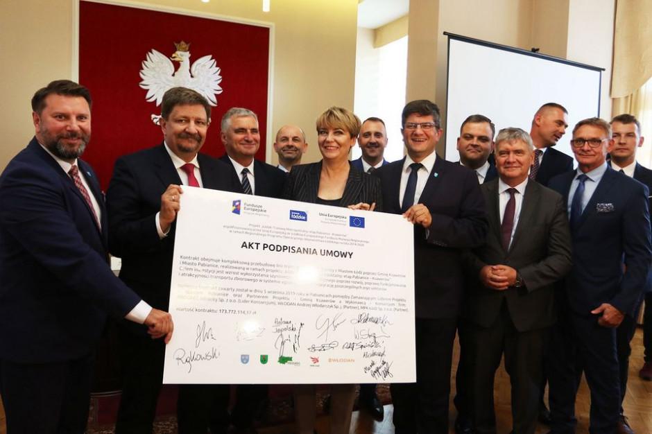 Budowa Łódzkiego Tramwaju Metropolitalnego pochłonie blisko 174 mln zł