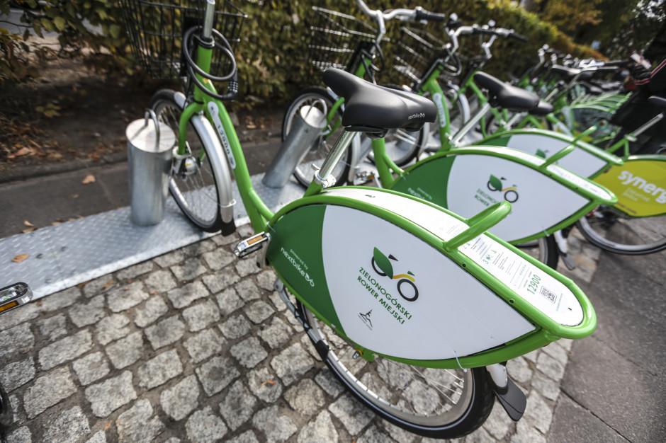 Rower Miejski w Zielonej Górze. Kary finansowe za łamanie regulaminu i dewastację