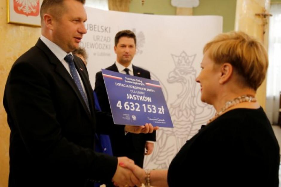 70 mln zł w ramach Funduszu Dróg Samorządowych na lubelskie drogi
