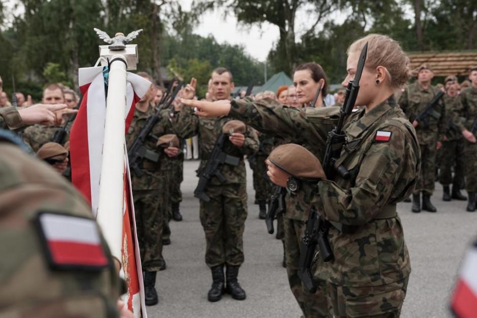 Wojska Obrony Terytorialnej formują batalion w Kutnie i czekają na ochotników