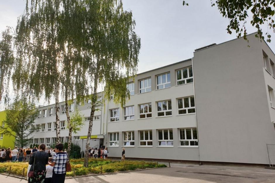 W Poznaniu trwa termomodernizacja szkół. Chodzi o oszczędności i ekologię