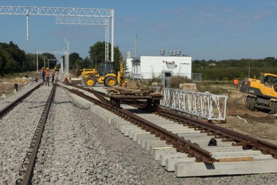 Dodatkowe dofinansowanie na remont linii kolejowej Oleśnica – Krotoszyn
