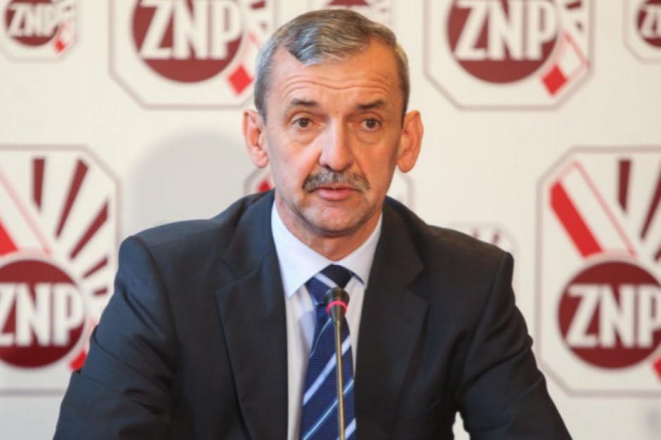Sławomir Broniarz będzie dalej kierował ZNP?