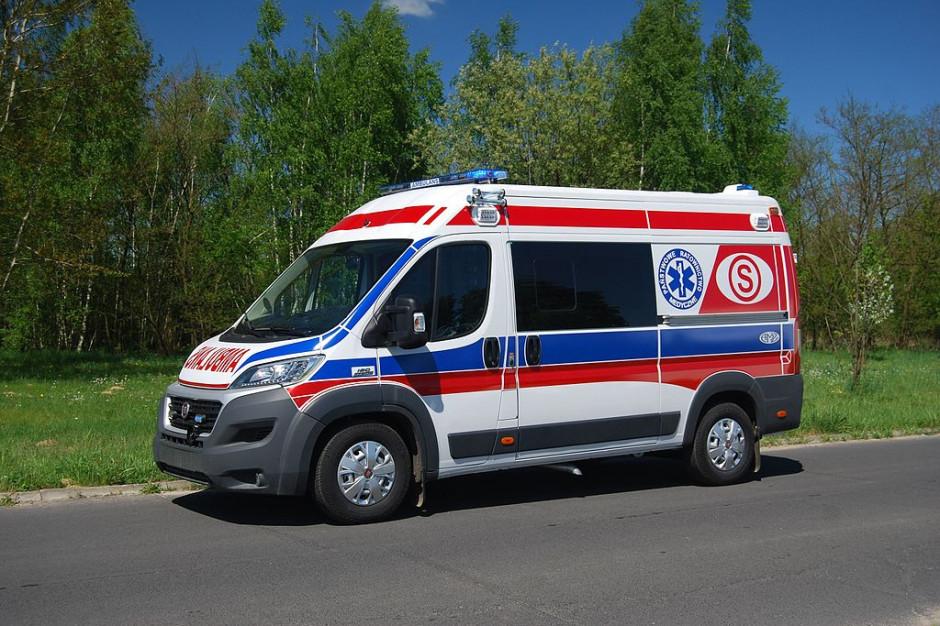 Pruszków dostanie nowy ambulans za 400 tys. zł