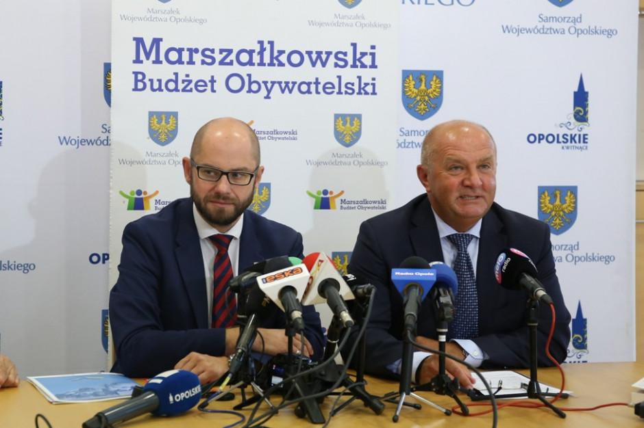 Opolskie: Można głosować na regionalny budżet obywatelski