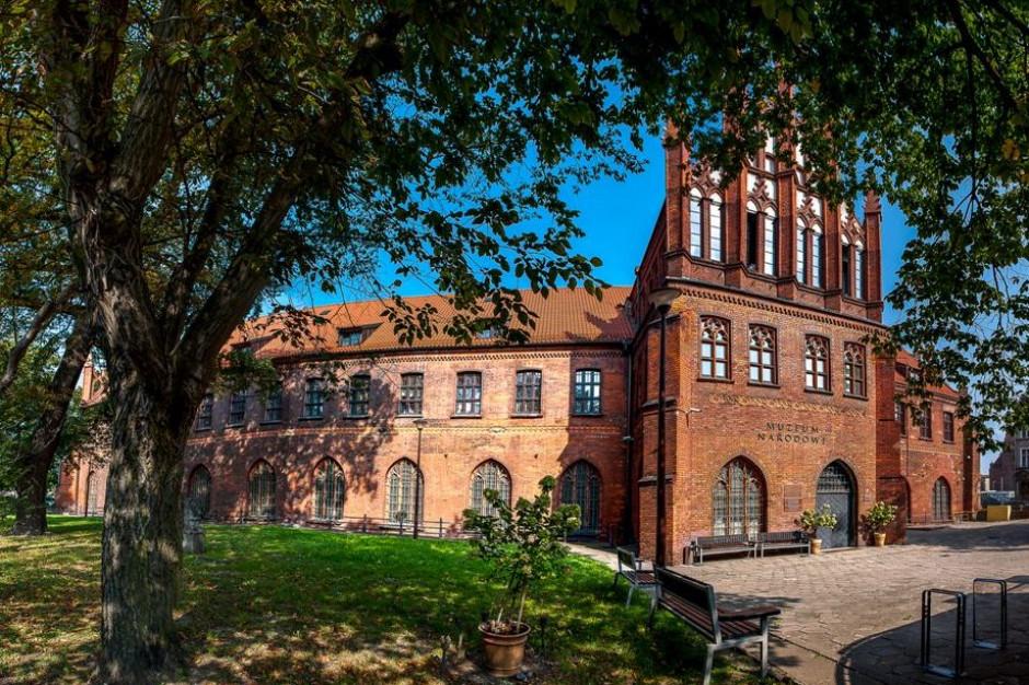 Główna siedziba Muzeum Narodowego w Gdańsku nieczynna do 20 grudnia